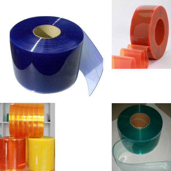 Rollos y Cortinas Industriales de PVC