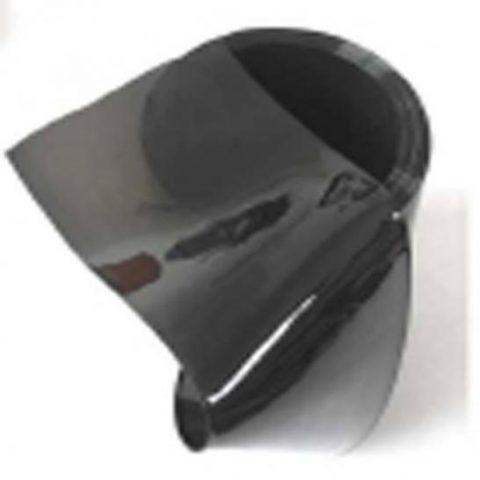 Rollos de PVC Flexibles. Combinados con Flejes y Cabezales de Acero Inoxidable.