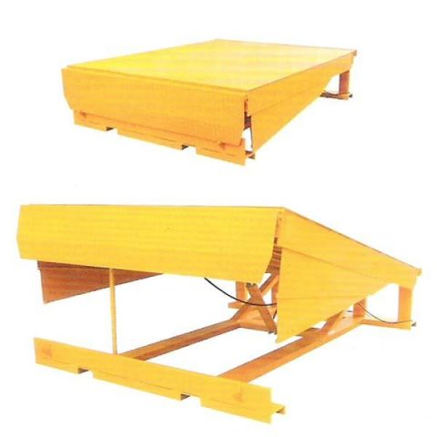 Plataformas Hidráulicas Tijera Simple 6000/8000 Kg para Nivelación de Planos de Carga